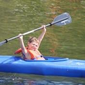 Loving Kayaking