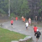 Rambo Run at Camp Can-Aqua
