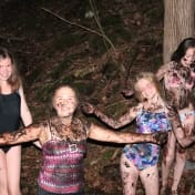 Adventures in the mud pit