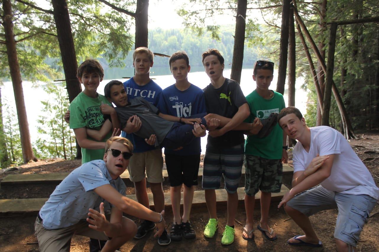 The bluejay boys