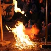 Camp Can-Aqua Rope Burn