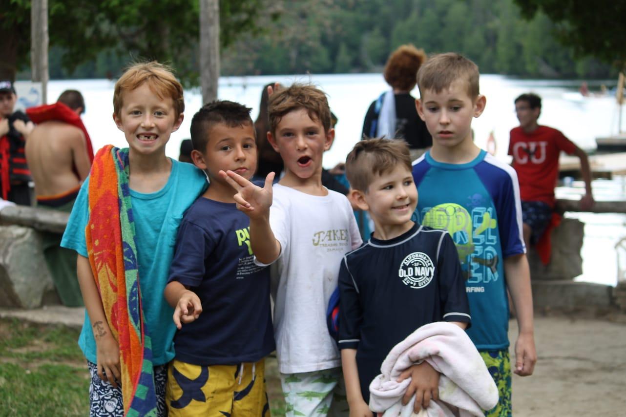Ontario Camp Can-Aqua Summer Camp best buddies