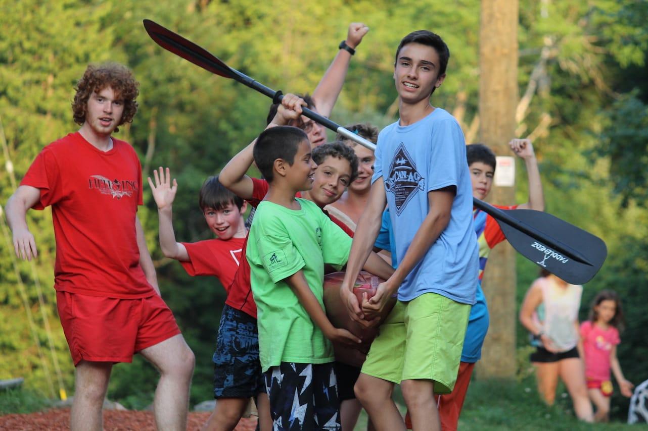 Ontario Camp Can-Aqua Summer Camp Craziness