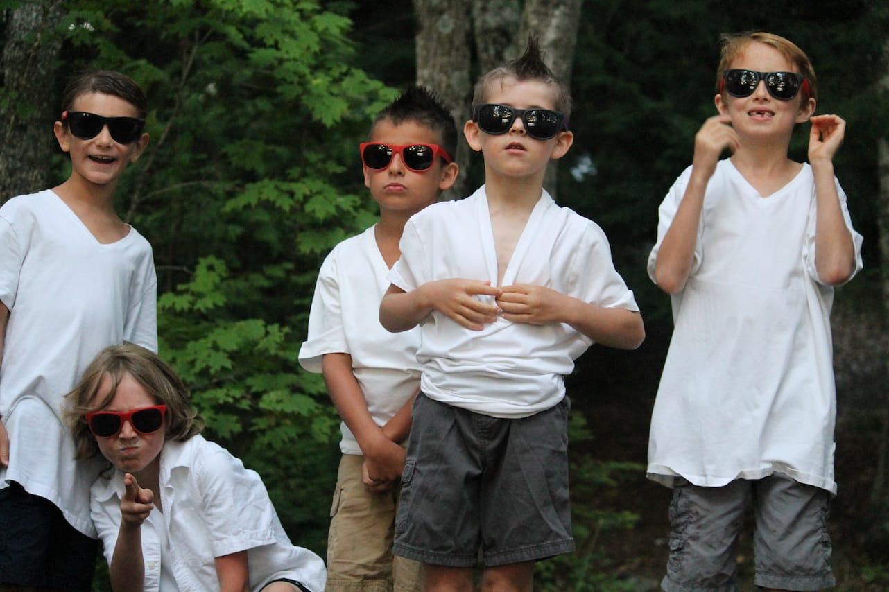 Ontario Camp Can-Aqua Summer Camp backstreet boys