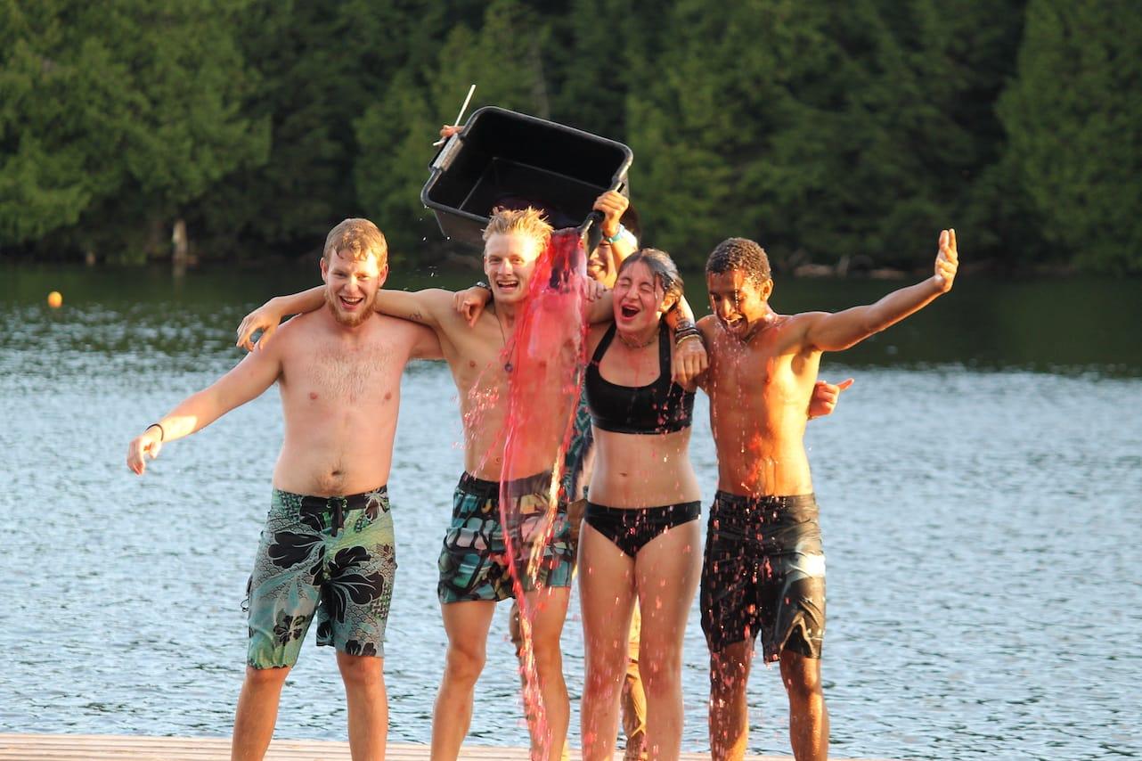 Ontario Camp Can-Aqua Summer Camp celebrate