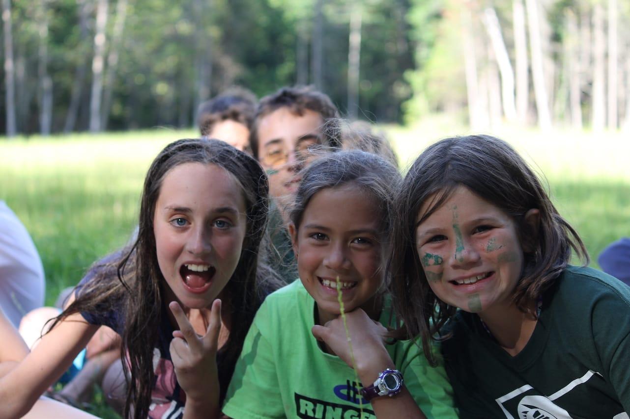 Ontario Summer Camp Can-Aqua pals