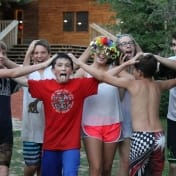 Ontario Camp Can-Aqua Summer Camp silliness