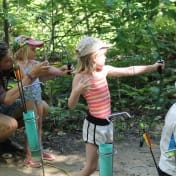 Ontario Camp Can-Aqua Summer Camp archery