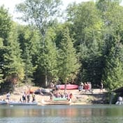 Ontario Camp Can-Aqua Summer Camp waterfront