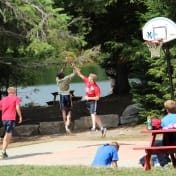 Ontario Summer Camp Can-Aqua Basketball