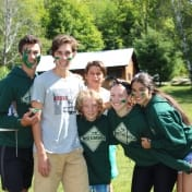 Ontario Summer Camp Can-Aqua Colour Wars