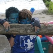Ontario Summer Camp Can-Aqua team spirit
