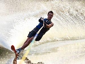 can aqua ski